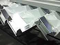 アルミ加工・スチール加工製品例
